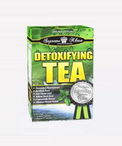 FLUSH DETOX TEA