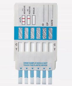 panel urine drug test