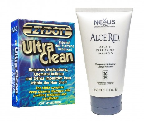Nexxus Aloe Rid & Zydot Ultra Clean